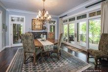 Architectural House Design - Craftsman Interior - Dining Room Plan #929-340