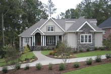 Home Plan - Country Exterior - Front Elevation Plan #927-274