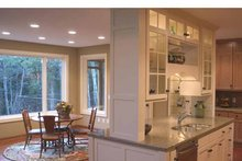 Country Interior - Kitchen Plan #51-1121