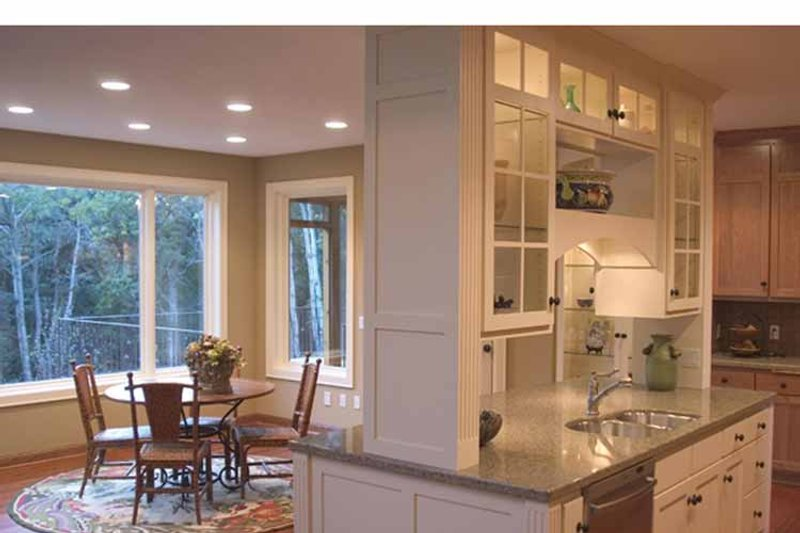 Country Interior - Kitchen Plan #51-1121 - Houseplans.com