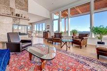 House Plan Design - Prairie Interior - Family Room Plan #1042-17