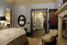 Dream House Plan - European Interior - Master Bedroom Plan #48-878