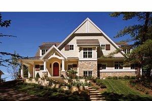 House Plan Design - Craftsman Exterior - Front Elevation Plan #928-176