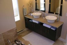 House Design - Contemporary Interior - Master Bathroom Plan #1042-14