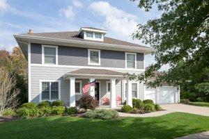 House Plan Design - Traditional Photo Plan #901-24