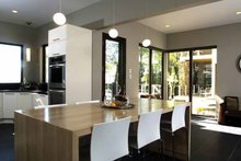 Dream House Plan - Contemporary Interior - Kitchen Plan #928-77