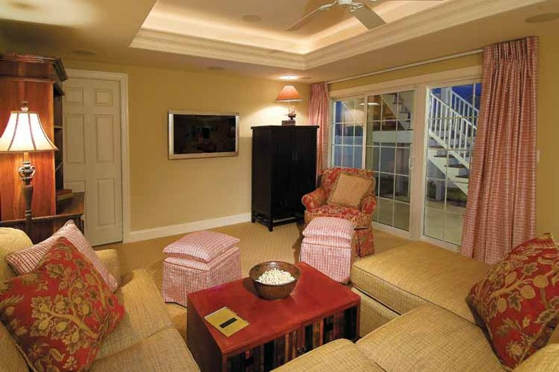 Traditional Interior - Other Plan #930-121 - Houseplans.com