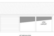 Country Exterior - Other Elevation Plan #932-180