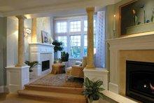 Craftsman Interior - Other Plan #132-353