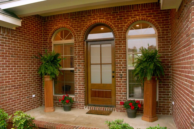 Traditional Exterior - Other Elevation Plan #21-252 - Houseplans.com