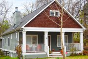 Bungalow Style House Plan - 3 Beds 2 Baths 1620 Sq/Ft Plan #30-209