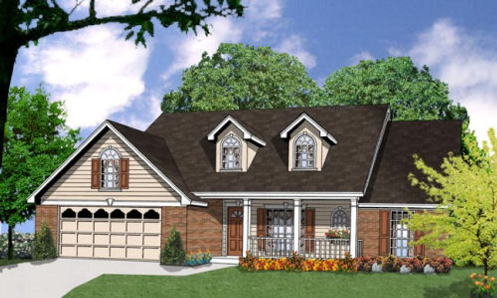 plans for house traditional style house plan 3 beds 2 baths 1659 sq ft 14571
