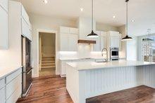 House Design - Craftsman Interior - Kitchen Plan #430-179