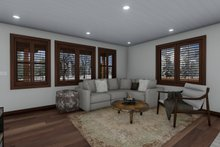 House Design - Cabin Interior - Other Plan #1060-24