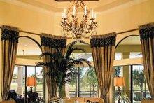 Mediterranean Interior - Family Room Plan #930-353
