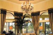 Home Plan - Mediterranean Interior - Family Room Plan #930-353
