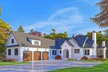 Home Plan - Modern Exterior - Other Elevation Plan #437-108