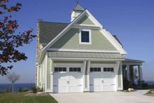 House Plan Design - Craftsman Exterior - Front Elevation Plan #928-75