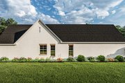 Cottage Style House Plan - 3 Beds 2 Baths 1769 Sq/Ft Plan #406-9665 Exterior - Other Elevation