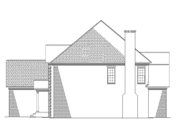 Home Plan - Colonial Floor Plan - Other Floor Plan #17-2803