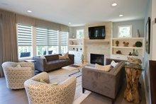 Home Plan - Contemporary Interior - Other Plan #928-273