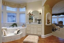 Country Interior - Bathroom Plan #132-483