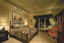Home Plan Design - Country Interior - Master Bedroom Plan #930-419