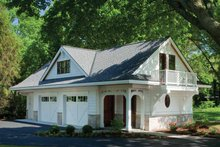Country Exterior - Other Elevation Plan #928-233