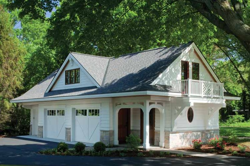 Country Exterior - Other Elevation Plan #928-233 - Houseplans.com