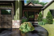 Home Plan - Farmhouse Exterior - Front Elevation Plan #923-153