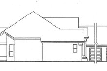 Mediterranean Exterior - Other Elevation Plan #417-787