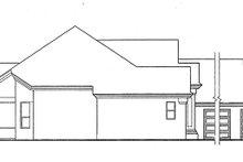 Dream House Plan - Mediterranean Exterior - Other Elevation Plan #417-787