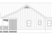 House Design - Country Exterior - Other Elevation Plan #932-400