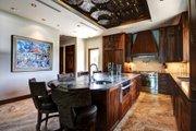 Beach Style House Plan - 4 Beds 4.5 Baths 5680 Sq/Ft Plan #548-12 Interior - Kitchen