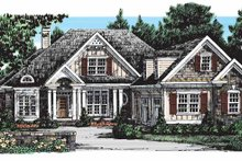 House Design - Country Exterior - Front Elevation Plan #927-274
