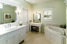 Craftsman Interior - Master Bathroom Plan #928-48