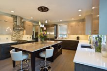 Home Plan - Contemporary Interior - Kitchen Plan #928-273