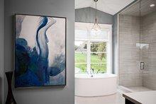 House Plan Design - Contemporary Interior - Master Bathroom Plan #928-287