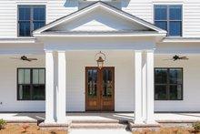 Dream House Plan - Entrance