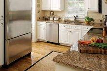 Victorian Interior - Kitchen Plan #929-557