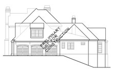 Home Plan - Country Exterior - Other Elevation Plan #927-479
