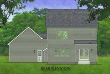 Traditional Exterior - Rear Elevation Plan #1010-220