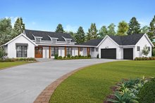Farmhouse Exterior - Front Elevation Plan #48-943