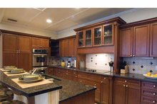 Dream House Plan - Country Interior - Kitchen Plan #928-43
