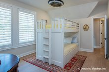 Home Plan - Country Interior - Bedroom Plan #929-1006