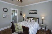 Craftsman Style House Plan - 4 Beds 4 Baths 2966 Sq/Ft Plan #929-988 Interior - Bedroom