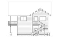 Craftsman Exterior - Other Elevation Plan #124-963