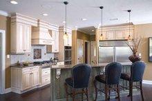 Country Interior - Kitchen Plan #17-3283