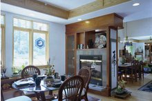 House Plan Design - Traditional Interior - Dining Room Plan #939-2