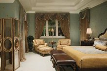 Southern Interior - Master Bedroom Plan #930-354